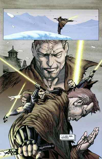 Tales of the Jedi Vol.7 : Redemption