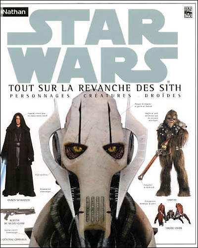 Tout sur la Revanche des Sith