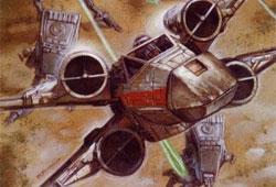 X-Wing Rogue Squadron #02