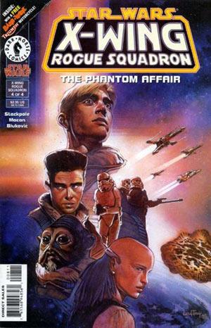 X-Wing Rogue Squadron #08