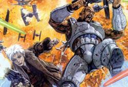 X-Wing Rogue Squadron #12