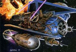 X-Wing Rogue Squadron #27