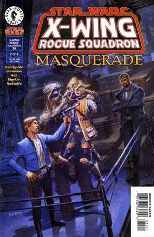 X-Wing Rogue Squadron #30