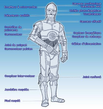 Droïde Protocolaire 3PO