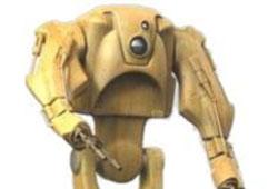Droïde de Combat Baron E4