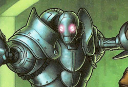 Droïde de combat de série FLTCH