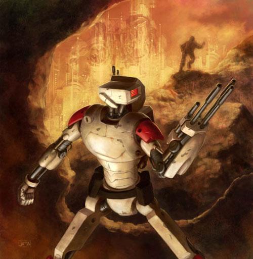 Droïde chasseur-tueur HKB-3