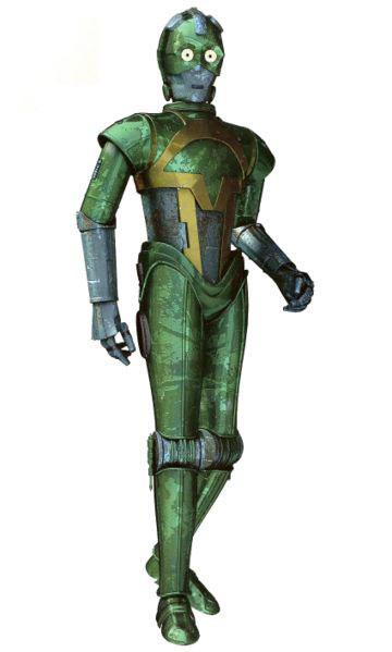 Droïde Légionnaire