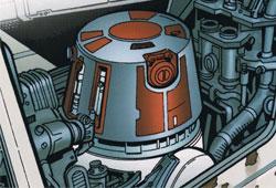 Dro�de Astrom�cano R6