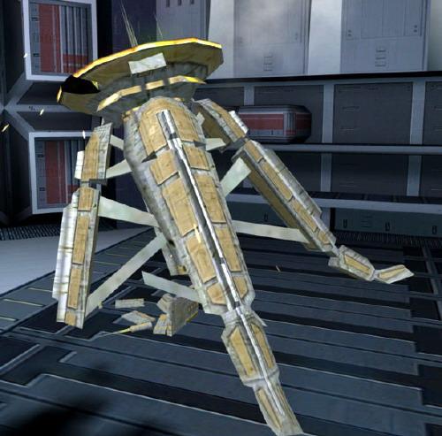 Droïde sous-marin de reconnaissance de la République