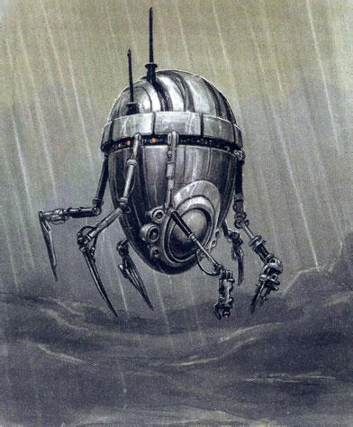Droïde sonde DP-2
