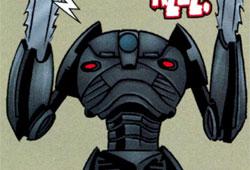 Super droïde scieur