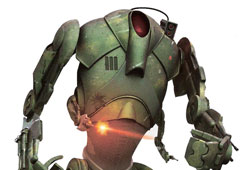 Baktoid Combat Automata
