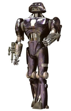 Robot de guerre de Xim