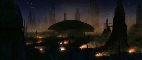 Attentat sur Coruscant [-21]