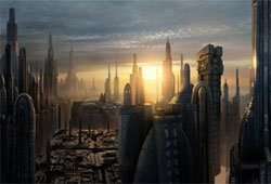 Vague d'attentats sur Coruscant [+40]