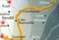 Bataille de Commenor [- 3.962]