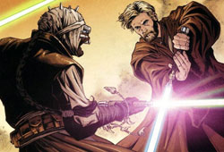 Duel sur Tatooine