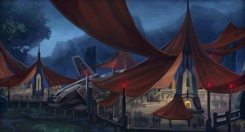 Exode des Sith [-5 000 à -4 980]