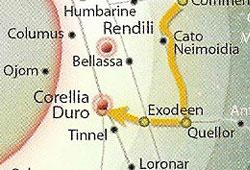 Bataille d'Exodeen [- 3.962]