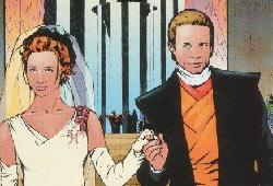 Mariage de Luke Skywalker et Mara Jade [+19]