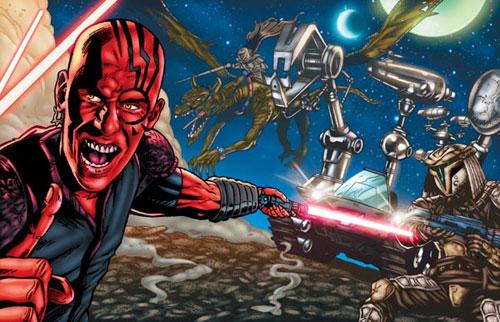Nouvelles Guerres Sith