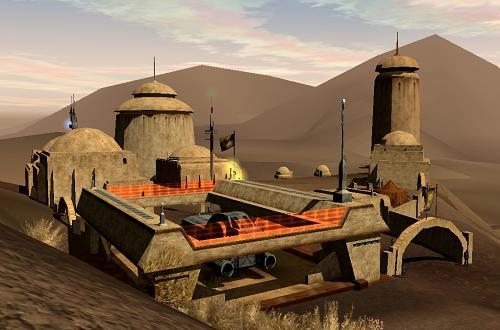 Tatooine - Anchorhead