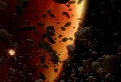 Géonosis - Anneaux d'astéroïdes