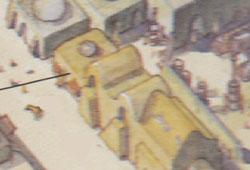 Mos Eisley - Emporium d'armes