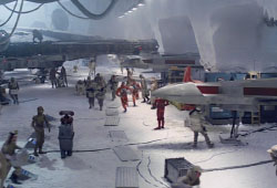 Hoth - Base Echo