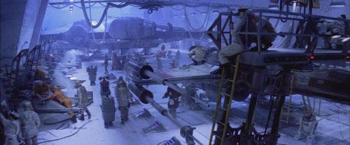 Hoth - Base Echo