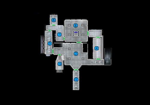 Taris - Base des Beks Cachés