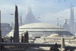 Coruscant - Bâtiment Exécutif de la République