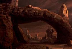 Tatooine - Pont B'Thazoshe
