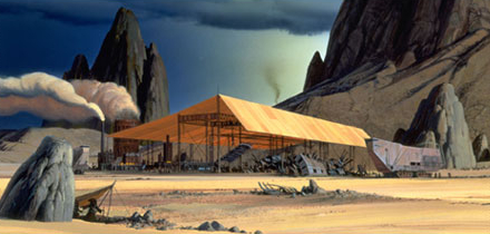 Tatooine - Camp Jawa