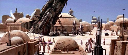 Tatooine - Cantina de Methane Fix