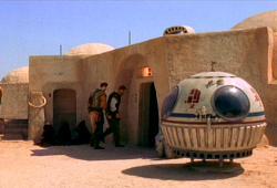 Tatooine - Cantina de Chalmun