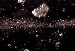 Hoth - Ceinture d'astéroïdes