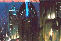 Coruscant - Cité impériale
