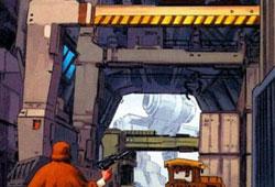 Coruscant - Secteur 4892