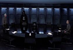 Etoile de la Mort I – Salle de conférences