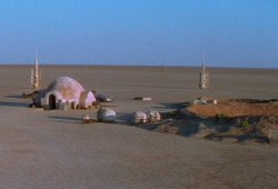 Tatooine - Ferme des Lars