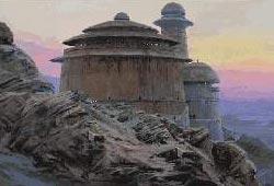 Tatooine - Palais de Jabba