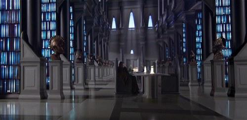 Coruscant - Archives Jedi