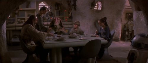 Tatooine - Maison des Skywalker