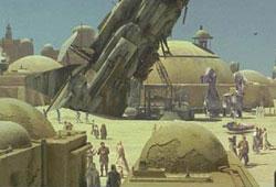 Tatooine - Mos Eisley
