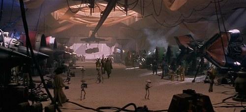 Tatooine - Grande Arène de Mos Espa