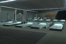Station Citadelle - Unité médicale du module 082