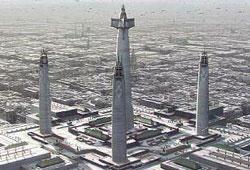 Coruscant - Temple Jedi