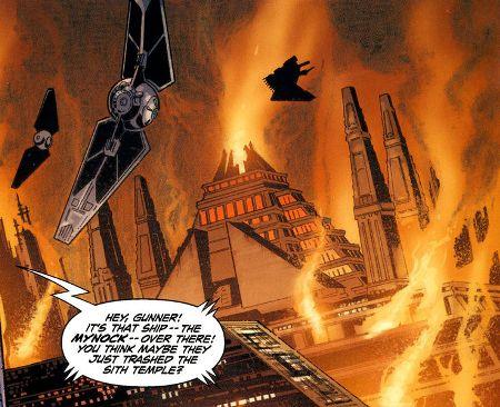 Coruscant - Nouveau Temple Jedi